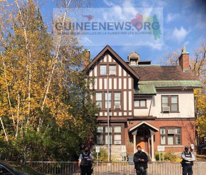 Ambassade Guinée Ottawa